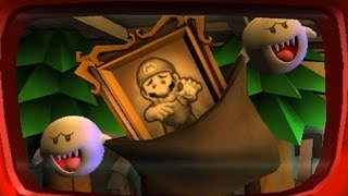 Luigi's Mansion: Dark Moon (3DS) - 100% Walkthrough Part 30 - E-3: A Train to Catch