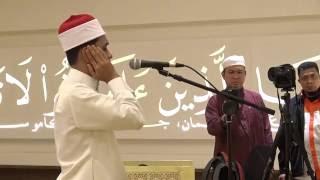 Ustaz Fahmi Azan @ Surau AL-Barakah Menara Kembar Bank Rakyat