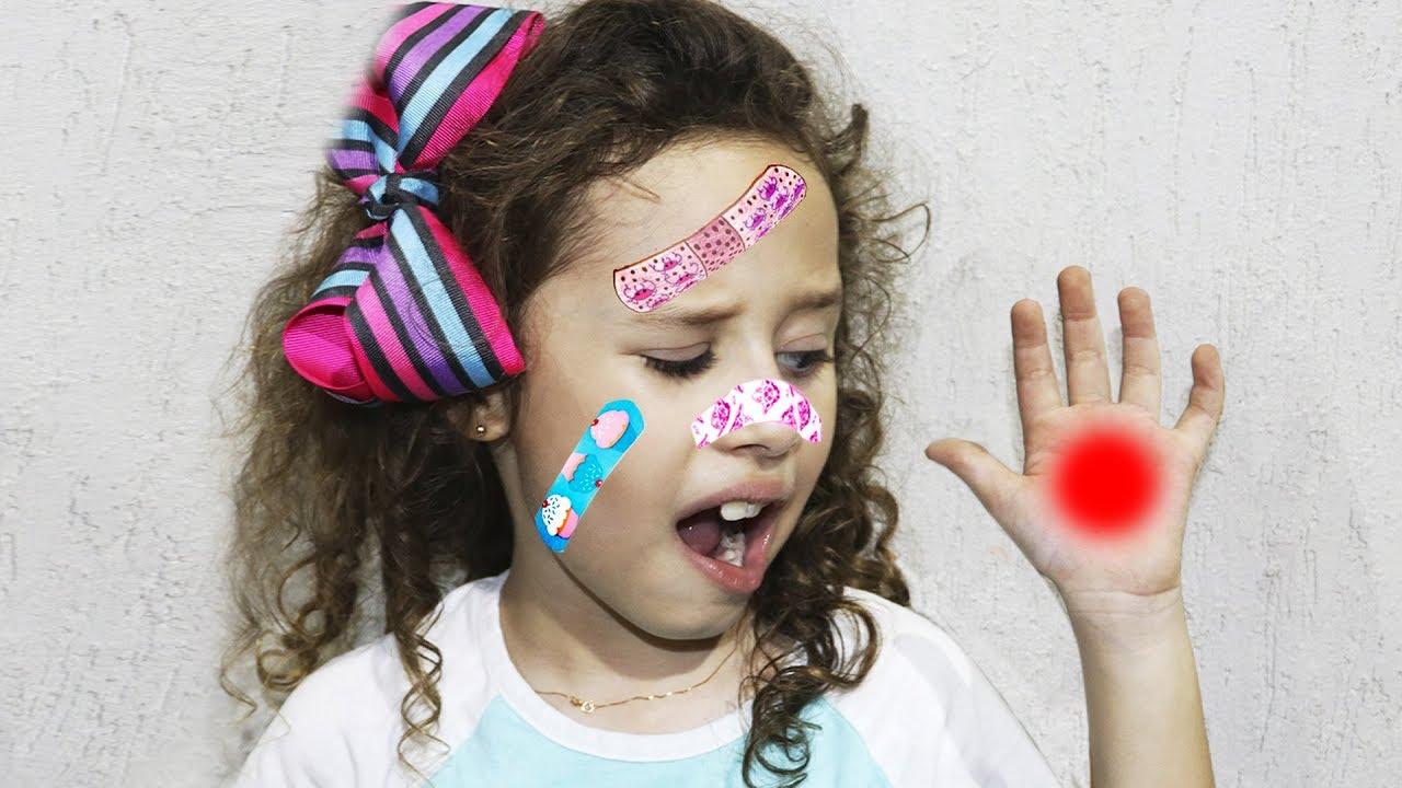 A história de Boo Boo de Victor e Valentina