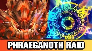 WE ACTUALLY GOT IT? Phraeganoth Clash Raid [Standard] | Dragalia Lost