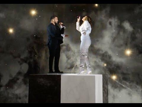 Youtube: VITAA & SLIMANE –  De l'or – La soirée extraordinaire (M6)