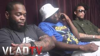 Pete Rock & Smiff-N-Wessun Discuss DJ Premier vs Dr. Dre