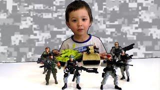 Военные игрушки Солдатики Танки Игры для мальчиков | Military toy soldiers tanks. Games for boys(, 2017-05-05T06:00:01.000Z)