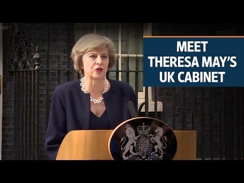 Meet Theresa May's UK cabinet