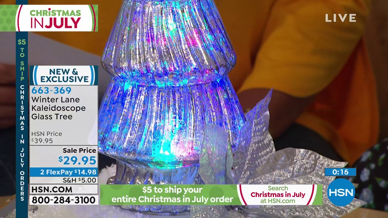 Hsn Christmas In July 2019 HSN | Christmas In July 07.09.2019   11 AM   YouTube
