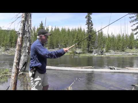 Traditional vs Tenkara Fly Fishing  - The Yellowstone Novice Challenge