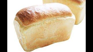 Хлеб Рецепт и Выпечка Домашнего Белого Хлеба в Духовке Простой Рецепт Хлеба