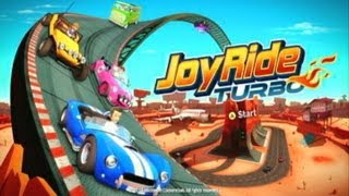 Joyride Turbo Xbox 360 First Race and Review