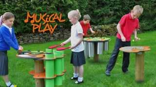 Musical Play - Schools & Nurseries Playground Equipment