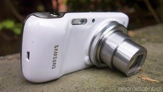 Samsung Galaxy S4 Zoom video w…