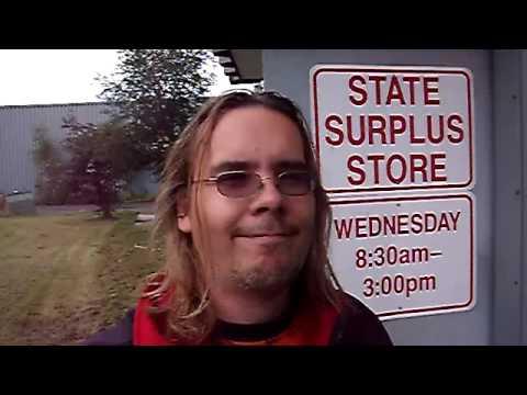 State Surplus Computer Auction, Alaska