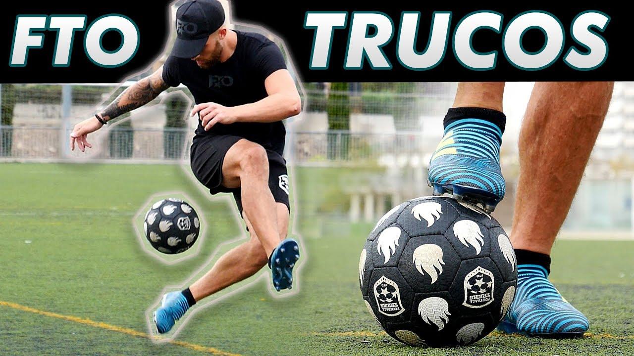 Variaciones Fútbol Freestyle Trucos Fáciles Tutoriales Mejores Jugadas