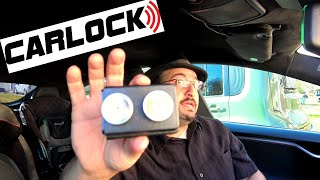 Carlock Portable Anti-Theft GPS Tracker & Cellular Monitor Review!