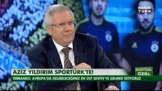 Sportürk Özel 26 Ağustos ''Aziz Yıldırım''