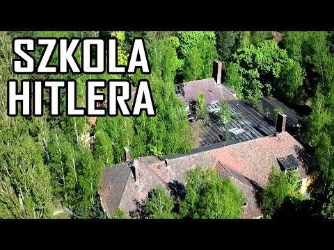 Opuszczona 'szkoła' Hitlera - Urbex History