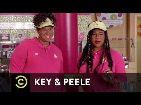 Key & Peele – Free Fro-Yo