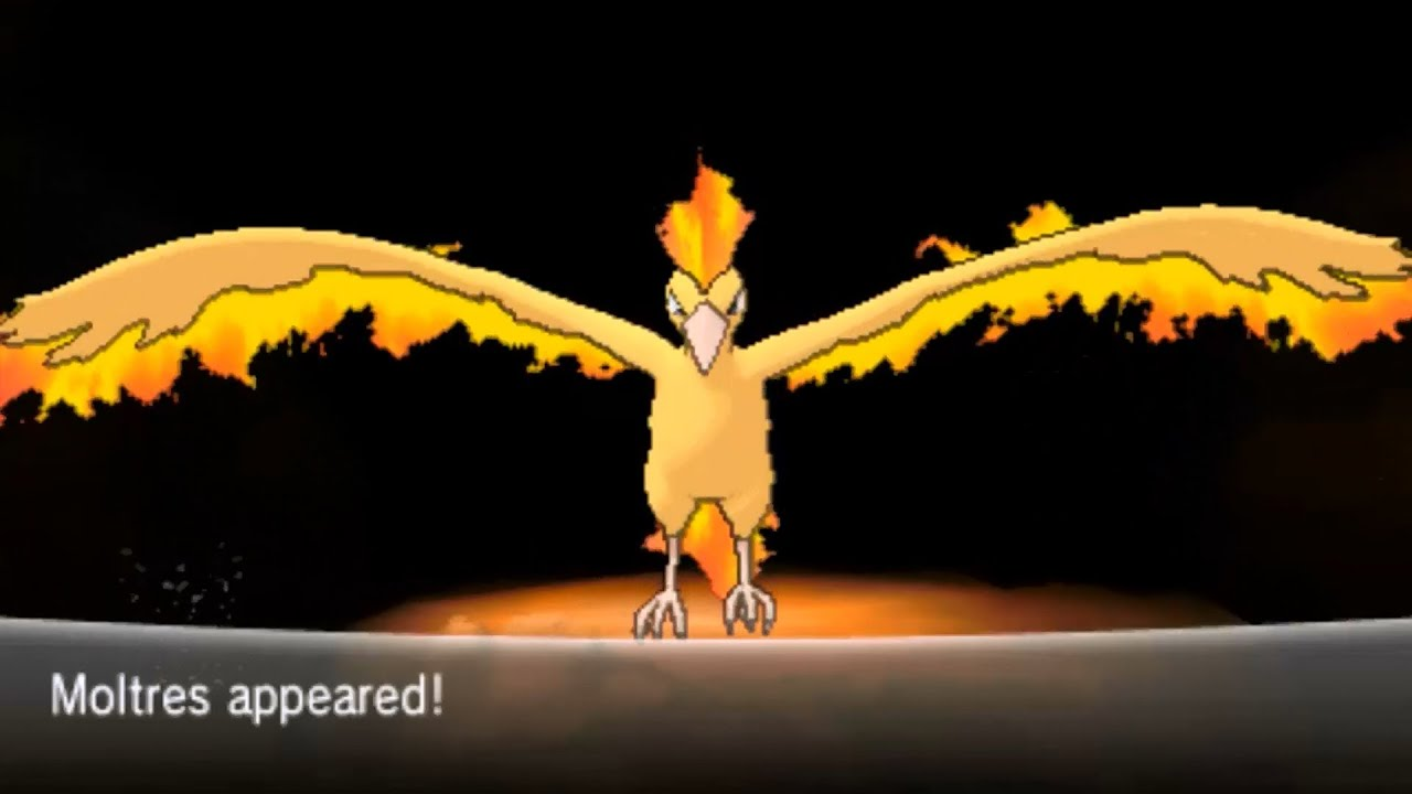 Pokemon X And Y Part 84 Catching Moltres Youtube