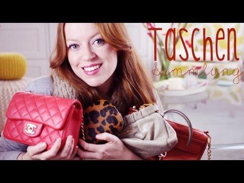 Meine Taschen Sammlung Balenciaga Chanel Miu Miu Von Jasminar