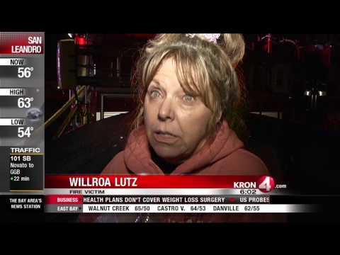 Six Survive San Leandro Condo Fire