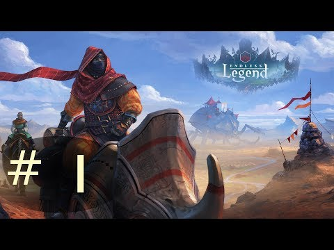 Endless Legend - Roving Clans Tutorial / LP - Part 1
