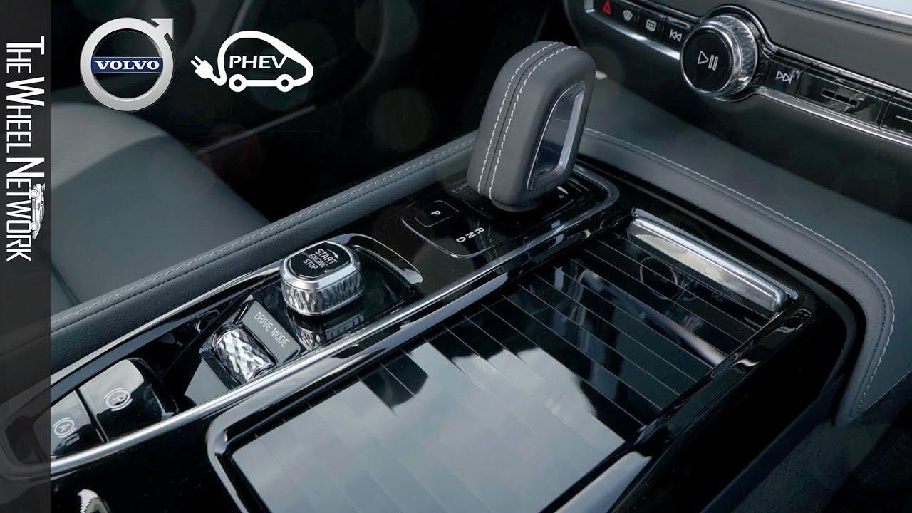 2020 Volvo V60 T6 Twin Engine Plug In Hybrid Interior Youtube