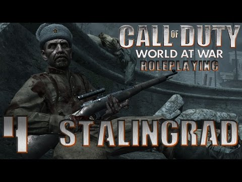 Call Of Duty World At War Roleplaying Ep. 4: