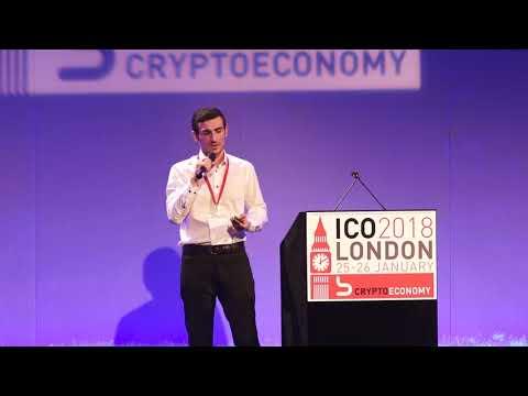 ICO Credits - Crypto Economy World Tour - London