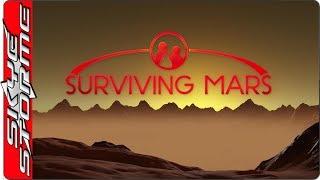 "Surviving Mars ""Life on Mars"" Trailer"