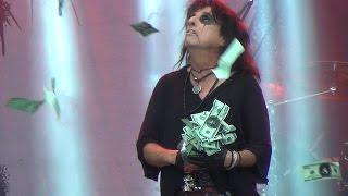 Alice Cooper - Billion Dollar Babies - Graspop 2015