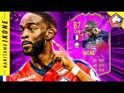 HIDDEN GEM?! 87 FUTURE STARS IKONE REVIEW!! FIFA 20 Ultimate Team