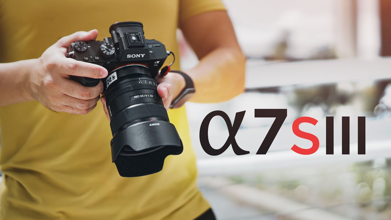Sony a7S III - Announcement, Features, Price, & First Impressions!