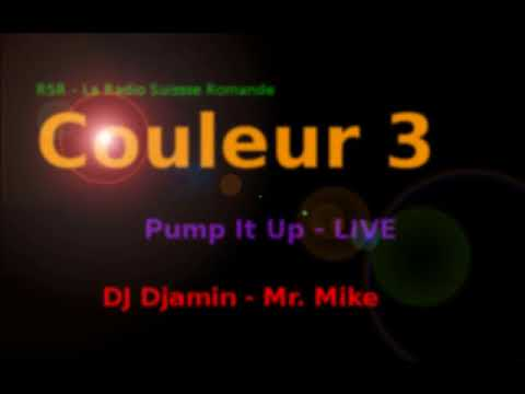 DJ Djaimin and Mr Mike - LIVE - Couleur 3 - Radio Suisse Romande 1993 House Session