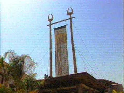 Expo 92: Pabellón de Vanuatu, en el del Pacífico Sur