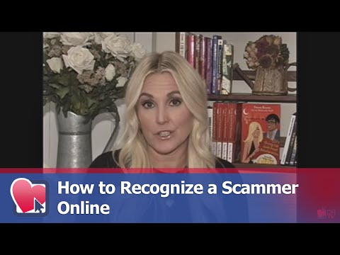 How to Recognize a Scammer Online - by Donna Barnes (for Digital Romance TV)