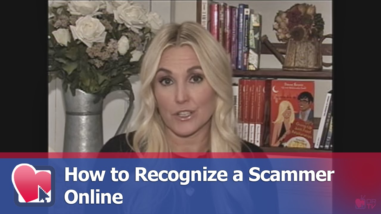 How to spot a romance scammer