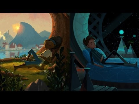 Broken Age: The Decision To Make Two Acts - Up At Noon