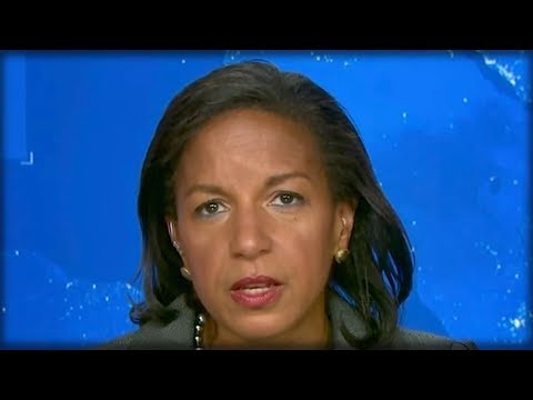 SHE'S DONE! SUSAN RICE JUST ADMITTED THE SICK THING SHE DID TO TRUMP'S CAMPAIGN DURING THE ELECTION
