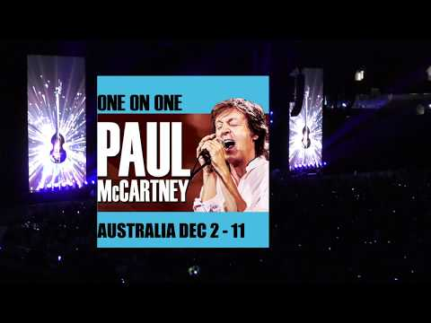 Paul McCartney BRISBANE Beatle Best Bits 9 Dec 2017