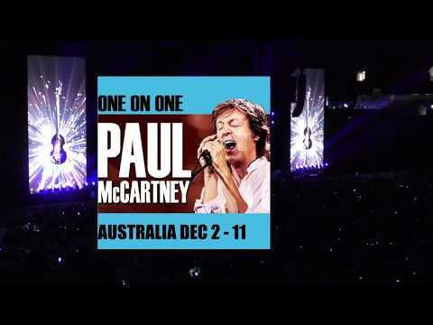 Paul McCartney BRISBANE Beatle Random Bits 9 Dec 2017