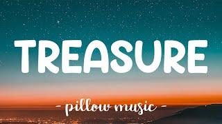 Treasure - Bruno Mars (Lyrics) 🎵