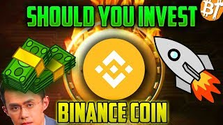 SHOULD YOU INVEST IN BINANCE COIN (BNB) IN 2018? BNB SUPPLY BURN SOON?