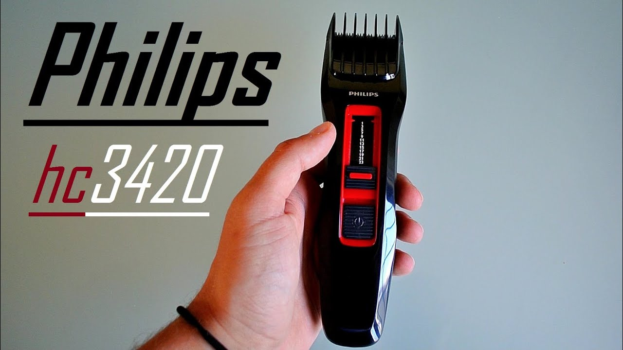 Philips Hc Hair Clipper Series Unboxing Review Hd