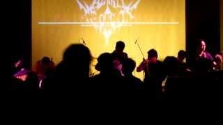 Blind Terror at MYMC Fest 2013: Song #2
