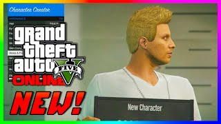GTA 5 Online PS4 & Xbox One - How To Make A Great Looking Male Character! (GTA V PS4 Gameplay)
