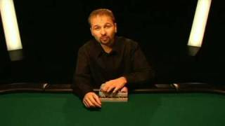 5) Texas Holdem Poker School Video Lessons - Stacked with Daniel Negreanu - Cash Game