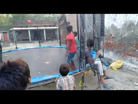 Mera chuta bhai nabi Ahmad jhula jhul raha hai(3)