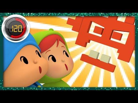 🕹️ POCOYÓ en ESPAÑOL - Game over  [ 120 minutos ]   CARICATURAS y DIBUJOS ANIMADOS para niños