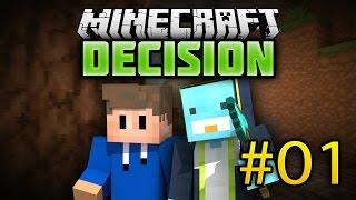 Ausraster wegen Videospielen? BRAINBOW - Minecraft Decision #01 (mit Zeimrex)