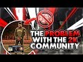 watch he video of THE PROBLEM WITH THE 2K COMMUNITY!! WHERE IS THE IQ!?!?!?!?