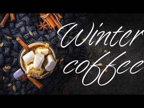 Winter Coffee - Warm Relaxing Bossa Nova JAZZ Playlist